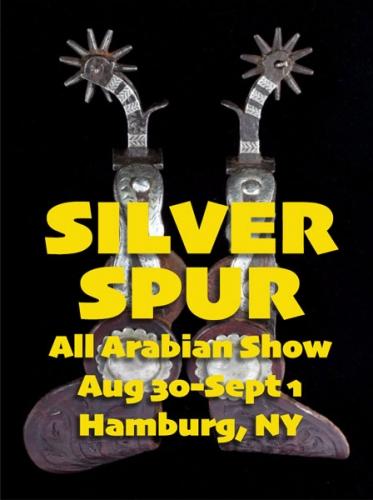 2019 Silver Spur All Arabian Show